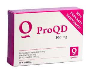 ProQD - For the general wellbeing