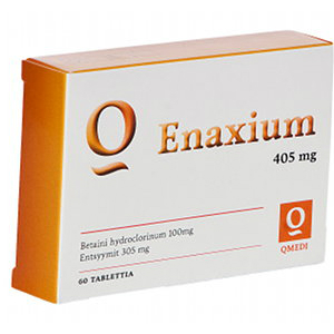 Enaxium – For a healthy stomach and intestines