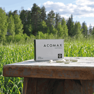 Acomax Hair Capsule – For hair loss and scalp problems