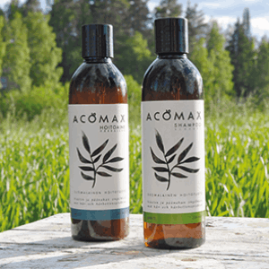 Acomax Shampoo and Conditioner – For healthy hair and scalp