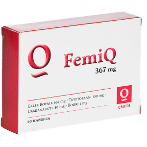 FemiQ – Nature's gift to women